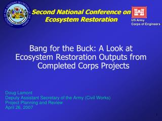 Second National Conference on Ecosystem Restoration