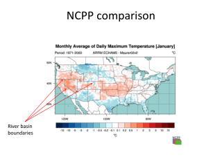 NCPP comparison