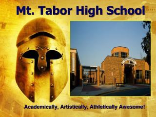 Mt. Tabor High School