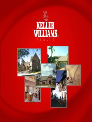 Keller Williams Realty San José - Gateway Team Meeting – July  26,  2011