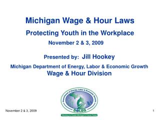 Michigan Wage & Hour Laws