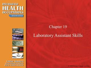 Laboratory Assistant Skills