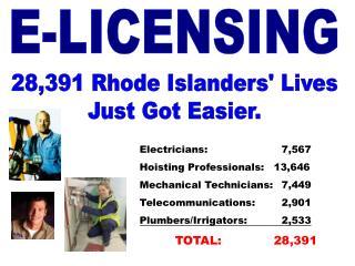 28,391 Rhode Islanders' Lives Just Got Easier.