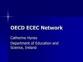 OECD ECEC Network