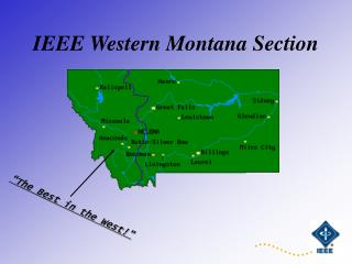 IEEE Western Montana Section