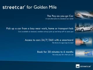 for Golden Mile
