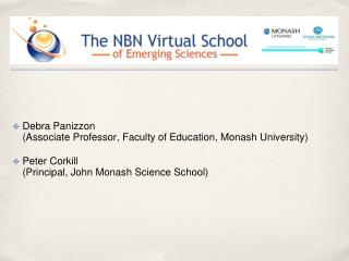Debra  Panizzon  (Associate Professor, Faculty of Education, Monash University)