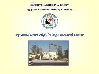 Ministry of Electricity & Energy Egyptian Electricity Holding Company