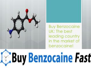 Buy Benzocaine UK