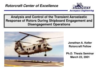 Rotorcraft Center of Excellence