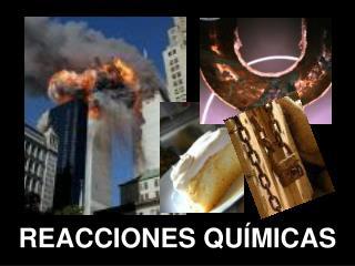 REACCIONES QU�MICAS