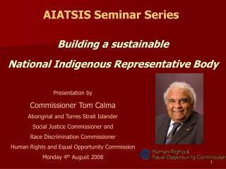 AIATSIS Seminar Series