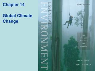Chapter 14 Global Climate Change