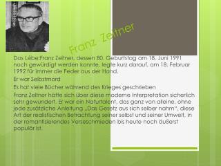 Franz   Zeltner