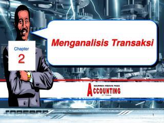Menganalisis Transaksi