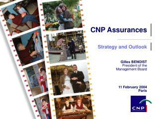 1 CNP Assurances - February 2004