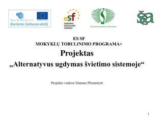 ES SF  MOKYKL Ų TOBULINIMO PROGRAMA+
