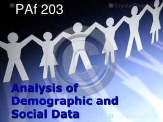 Analysis of Demographic and Social Data