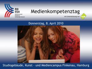 Donnerstag, 8. April 2010