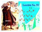 Lecci n No. 51   1 -