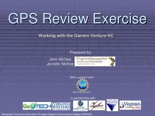 GPS Review Exercise