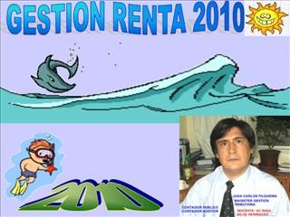 GESTION RENTA 2010