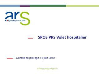 SROS PRS Volet hospitalier
