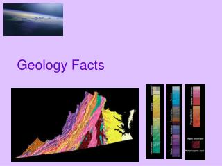 Geology Facts
