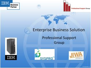 Enterprise Business Solution