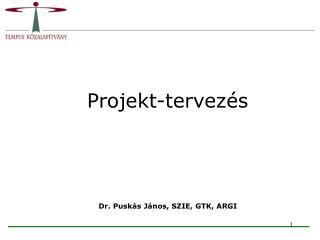 Projekt-tervez s