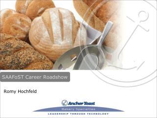 SAAFoST Career Roadshow