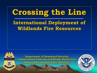 Department of Homeland Security United States Customs and Border Protection