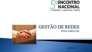 GESTÃO DE REDES STELLA BELUZZI