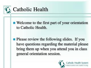 Catholic Health