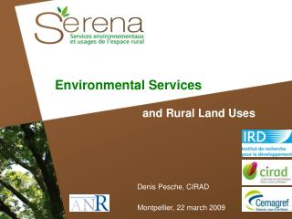 Environmental Services and Rural Land Uses