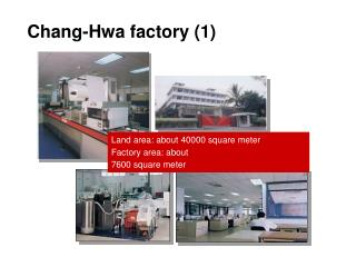 Chang-Hwa factory (1)