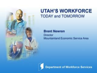 Brent  Newren Director  Mountainland Economic Service Area