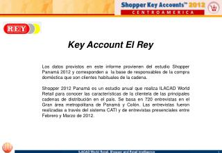 Key Account El Rey