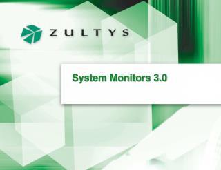 System Monitors 3.0