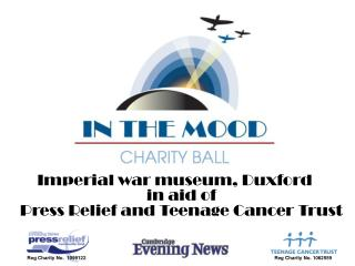 Imperial war museum, Duxford in aid of Press Relief and Teenage Cancer Trust