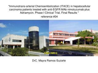 DrC. Mayra Ramos-Suzarte