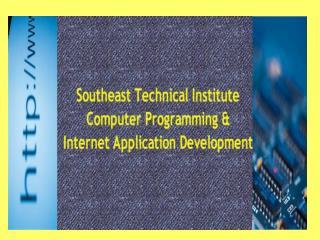 Program Selections