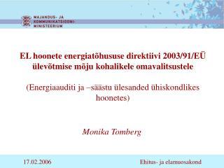 Monika Tomberg