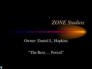 ZONE Studios