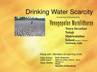 Drinking Water Scarcity