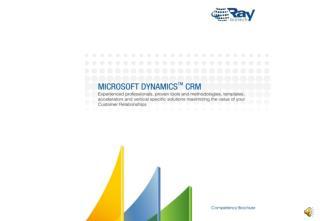Rabiztech Microsoft Dynamics CRM Competency Brochure