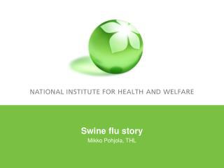 Swine flu story