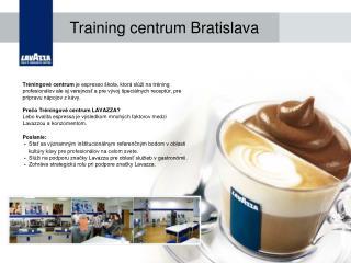 Training centrum Bratislava