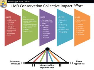LMR Conservation Collective  Impact Effort