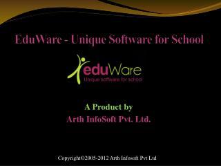 School Administrative Software